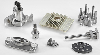 Precision CNC Machined & Wire EDM Components